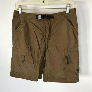 Mountain Hardwear Cargo Shorts 6 Brown